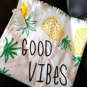Beach towel NWT